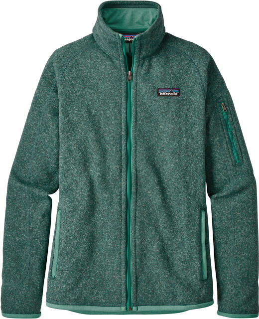 newest 5d9ea b1bce Sweater W s Wberyl Patagonia Better Green Beryl Jacket REBn16